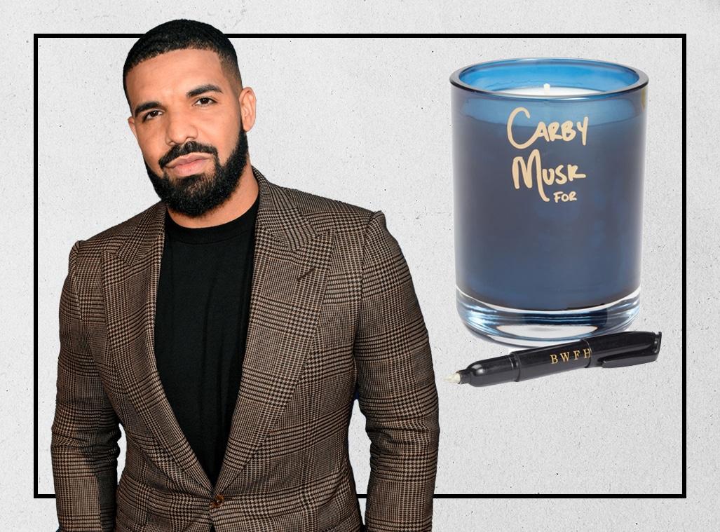 E-Comm: Fall Candles, Drake