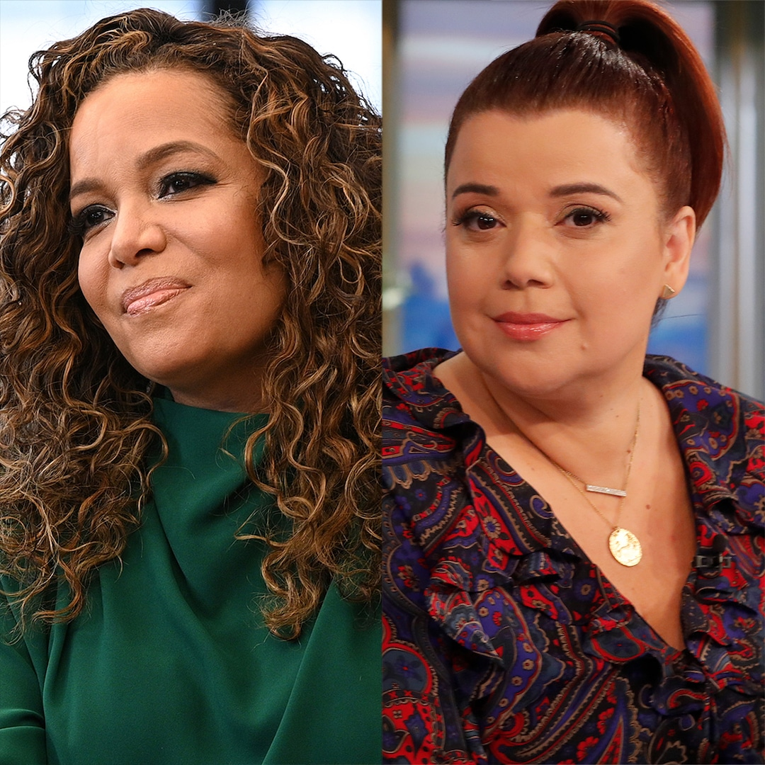 The View's Sunny Hostin and Ana Navarro Test Positive for COVID-19 Before Kamala Harris Interview - E! Online