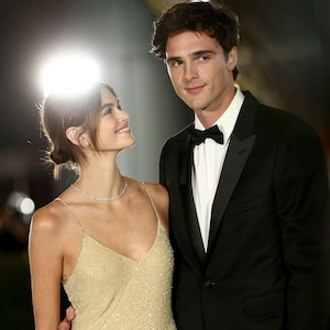 Kaia Gerber and Jacob Elordi, Academy Museum of Motion Pictures: Opening Gala