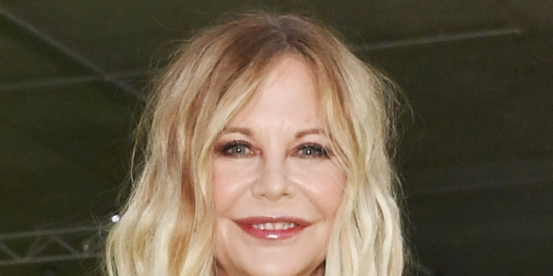 Meg Ryan Stuns in Sexy Floral Dress During Rare Red Carpet Appearance - E! Online.jpg