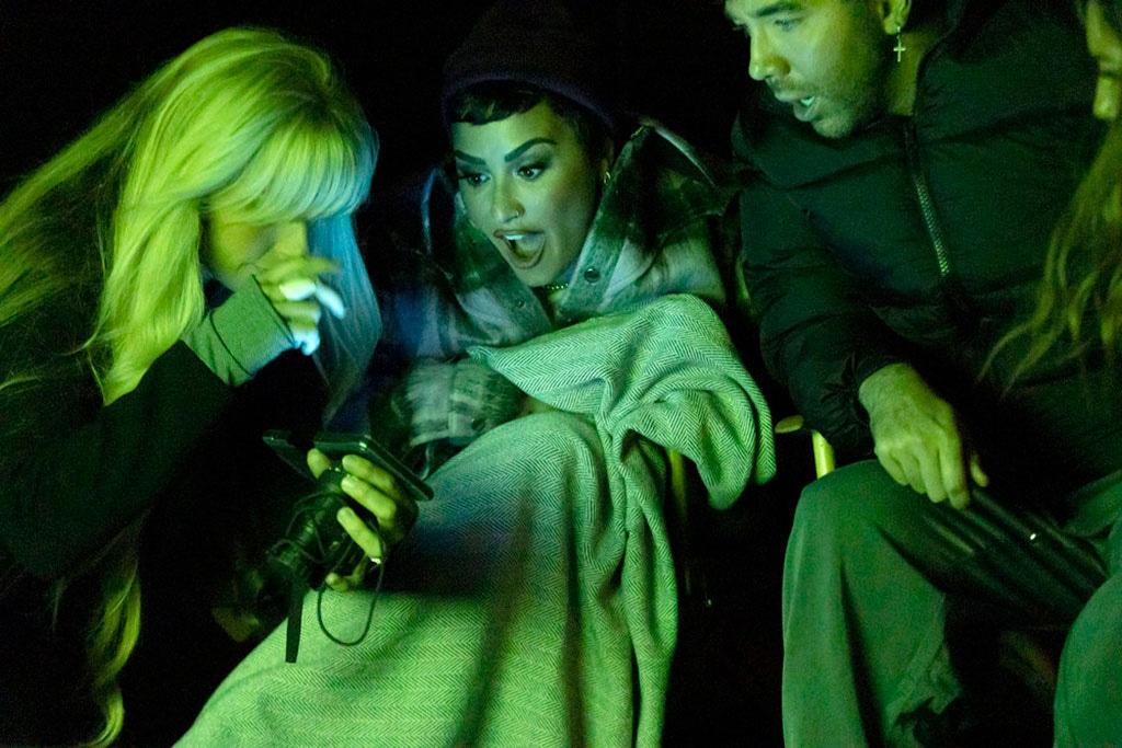 "Demi Lovato's ""Beautiful"" U.F.O. Experience Might Make You a Believer - E!  Online"