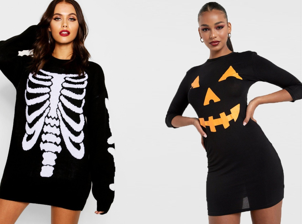 EComm, Halloween Clothes That Aren't Costumes