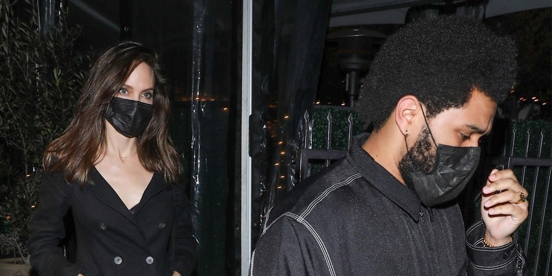 Angelina Jolie and The Weeknd Continue Raising Eyebrows With Second Dinner Date - E! Online.jpg