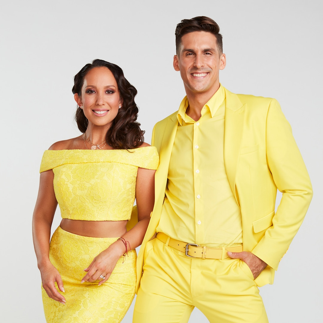 Cody Rigsby's Fate on DWTS Revealed After Cheryl Burke Contracts COVID-19 – E! Online