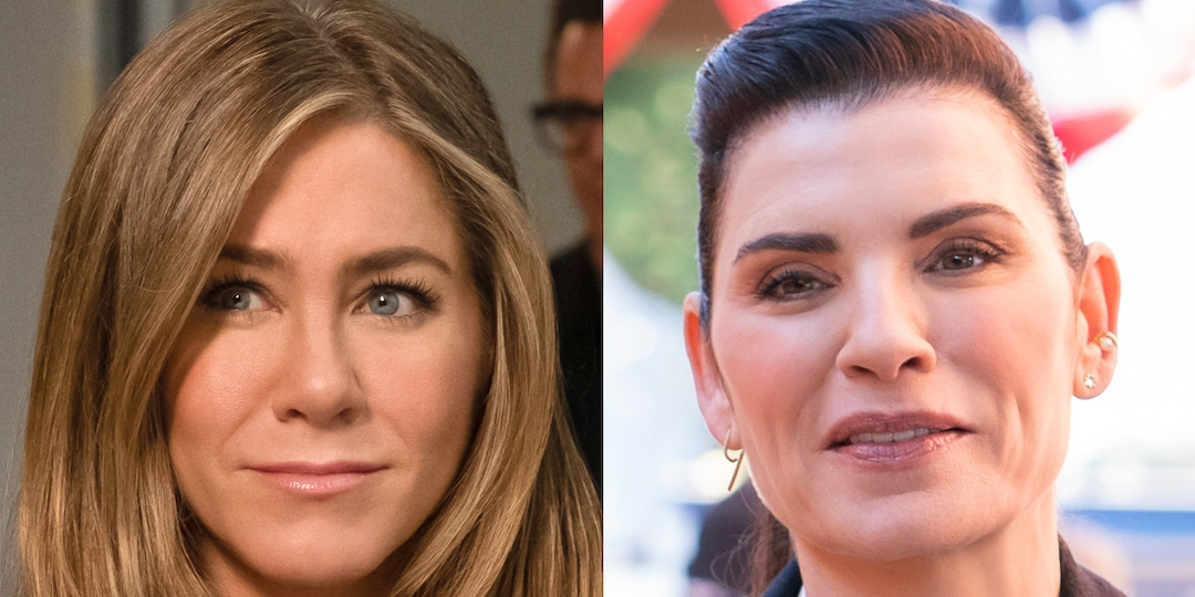 See Julianna Margulies Grill Jennifer Aniston in New Morning Show Preview - E! Online.jpg