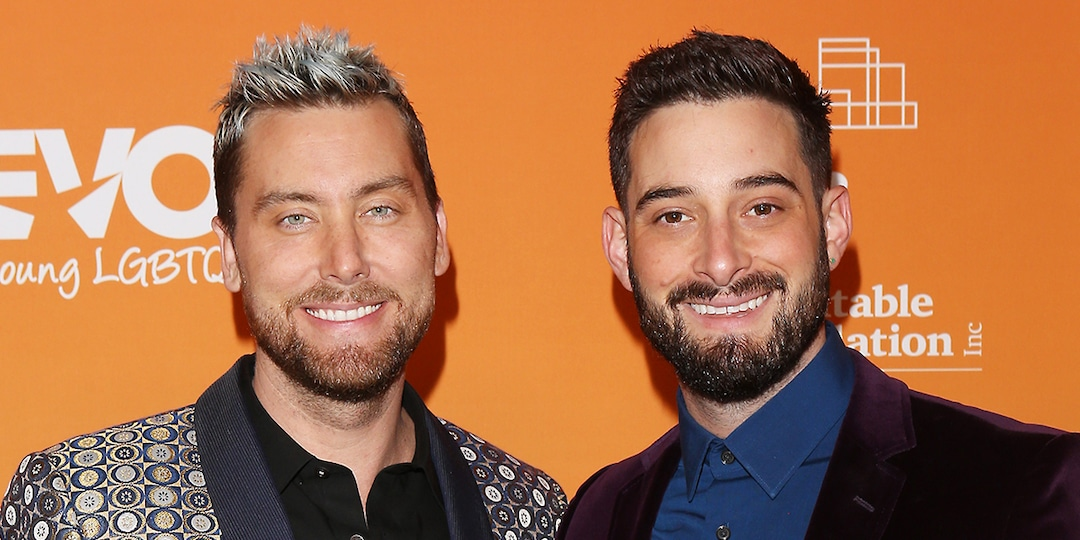 Lance Bass and Husband Michael Turchin Welcome Twins - E! Online.jpg