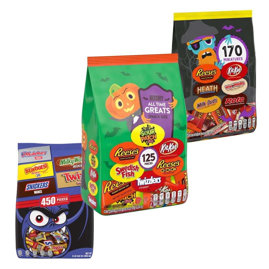 Where to Get the Best Deals on Halloween Candy in 2021 – E! Online