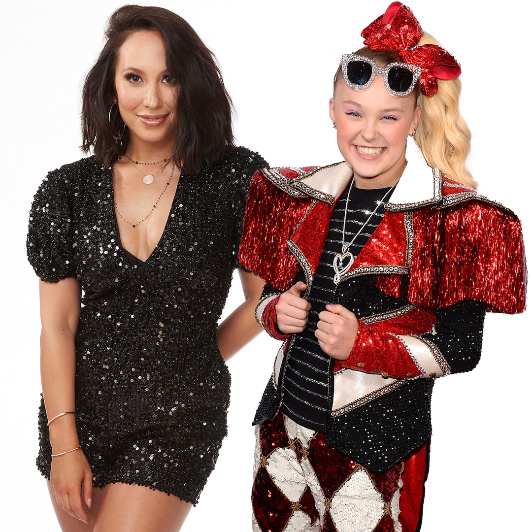 Does Cheryl Burke Think JoJo Siwa Has an Advantage on DWTS? She Says... - E! Online