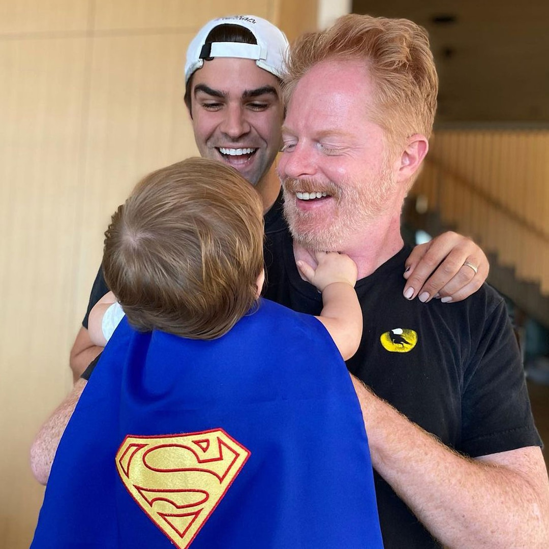 See Jesse Tyler Ferguson Boast About Being the