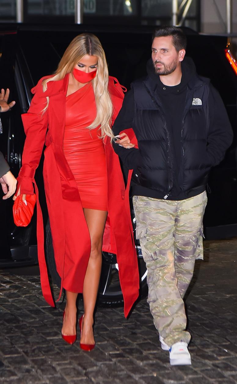 Khloe Kardashian, Scott Disick, SNL After Party