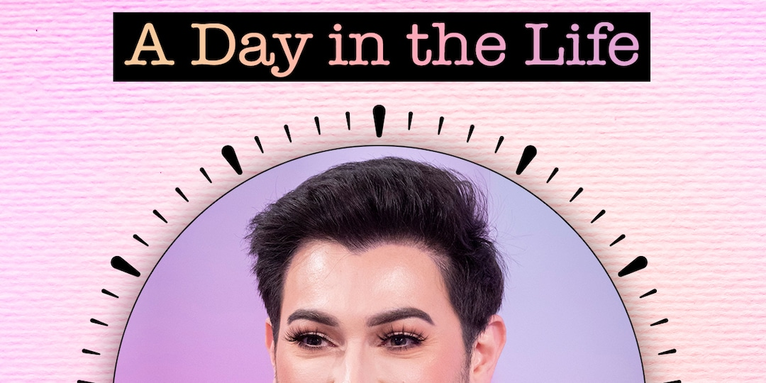 A Day in the Life: Manny MUA Shares the Beauty of Working as a YouTube Star - E! Online.jpg