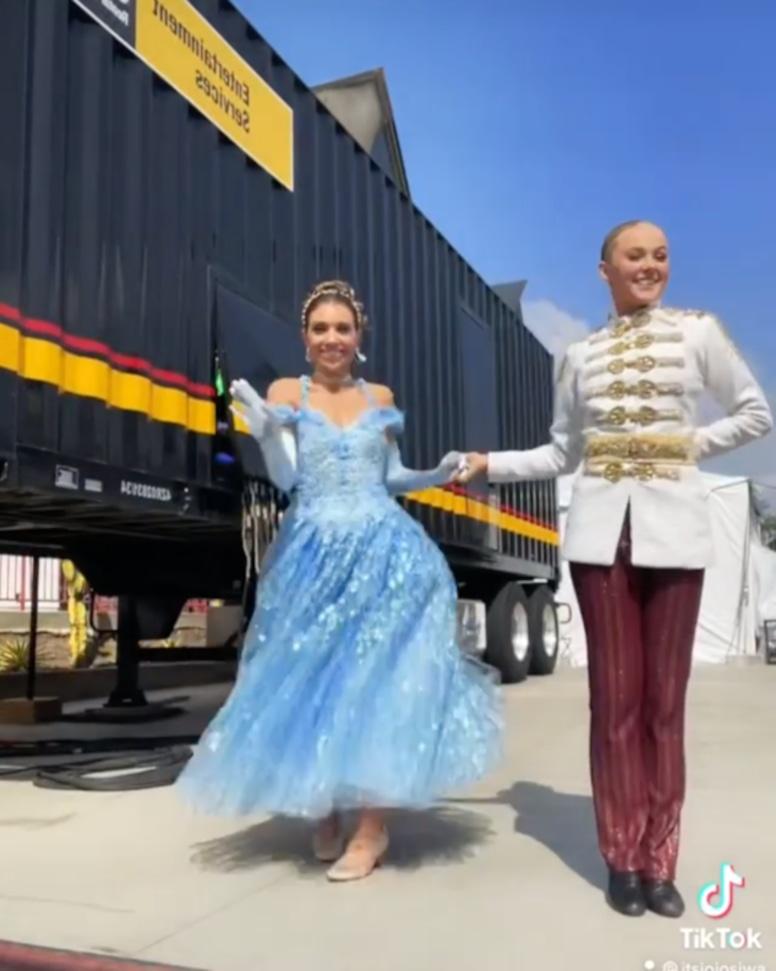 Dancing with the Stars, Jenna Johnson, Jojo Siwa