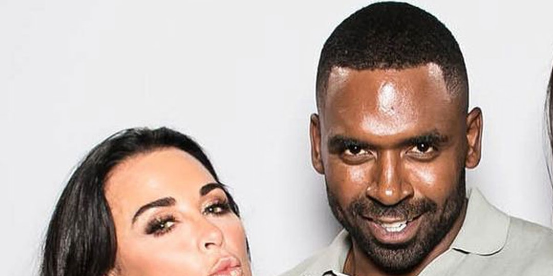 Try Not to Laugh Watching Kyle Richards & Justin Sylvester Go Through a Haunted House - E! Online.jpg
