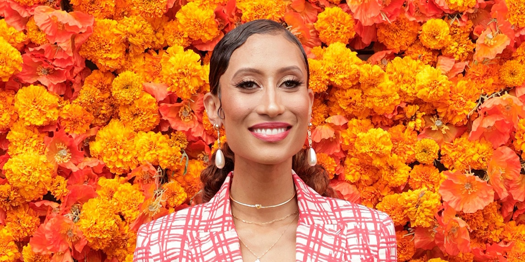 """You Won't Believe Which Project Runway Co-Star """"Incepted"""" Elaine Welteroth's Pregnancy - E! Online.jpg"""