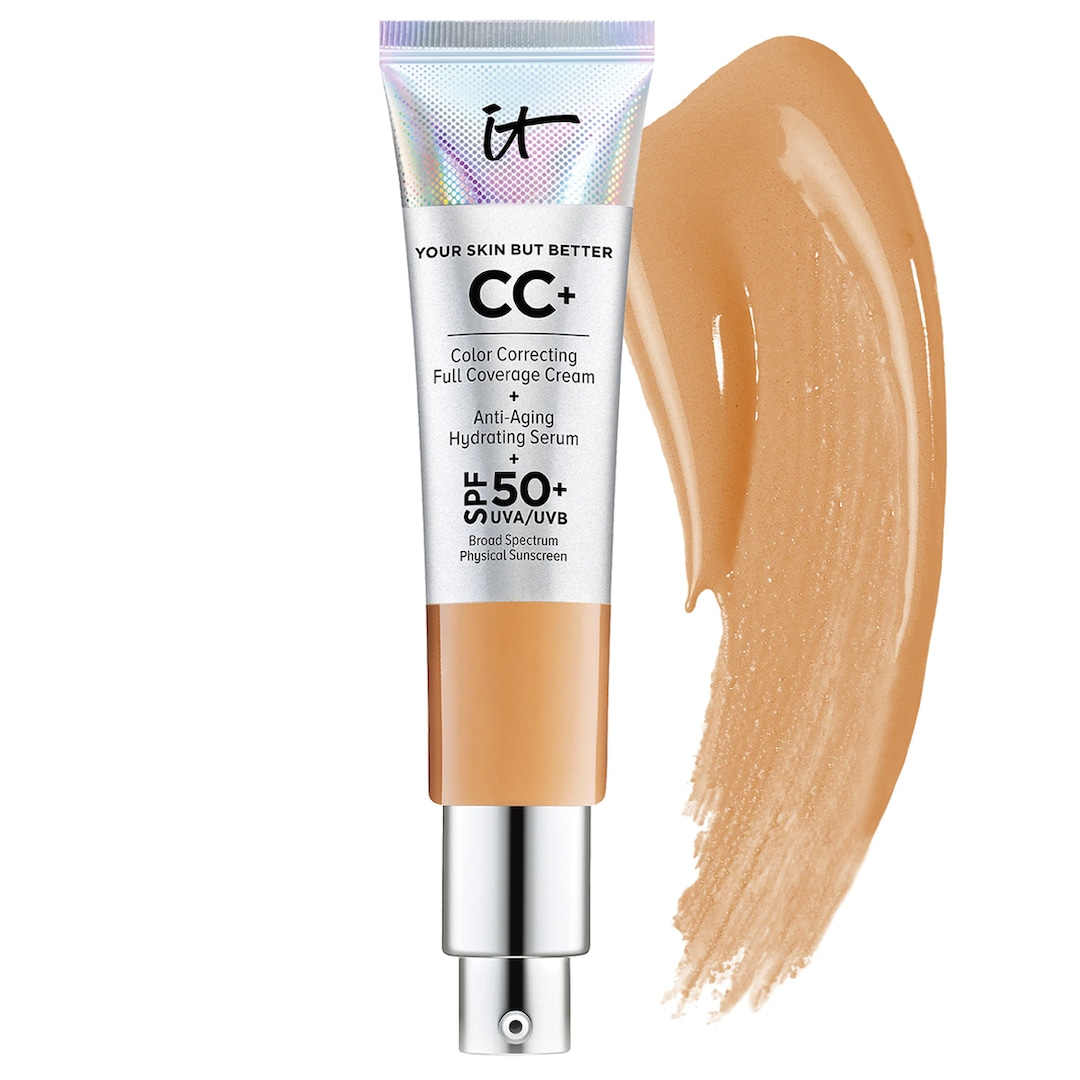IT Cosmetics CC+ Cream Is So Good, It Has Over 10,000+ Five-Star Reviews on Amazon