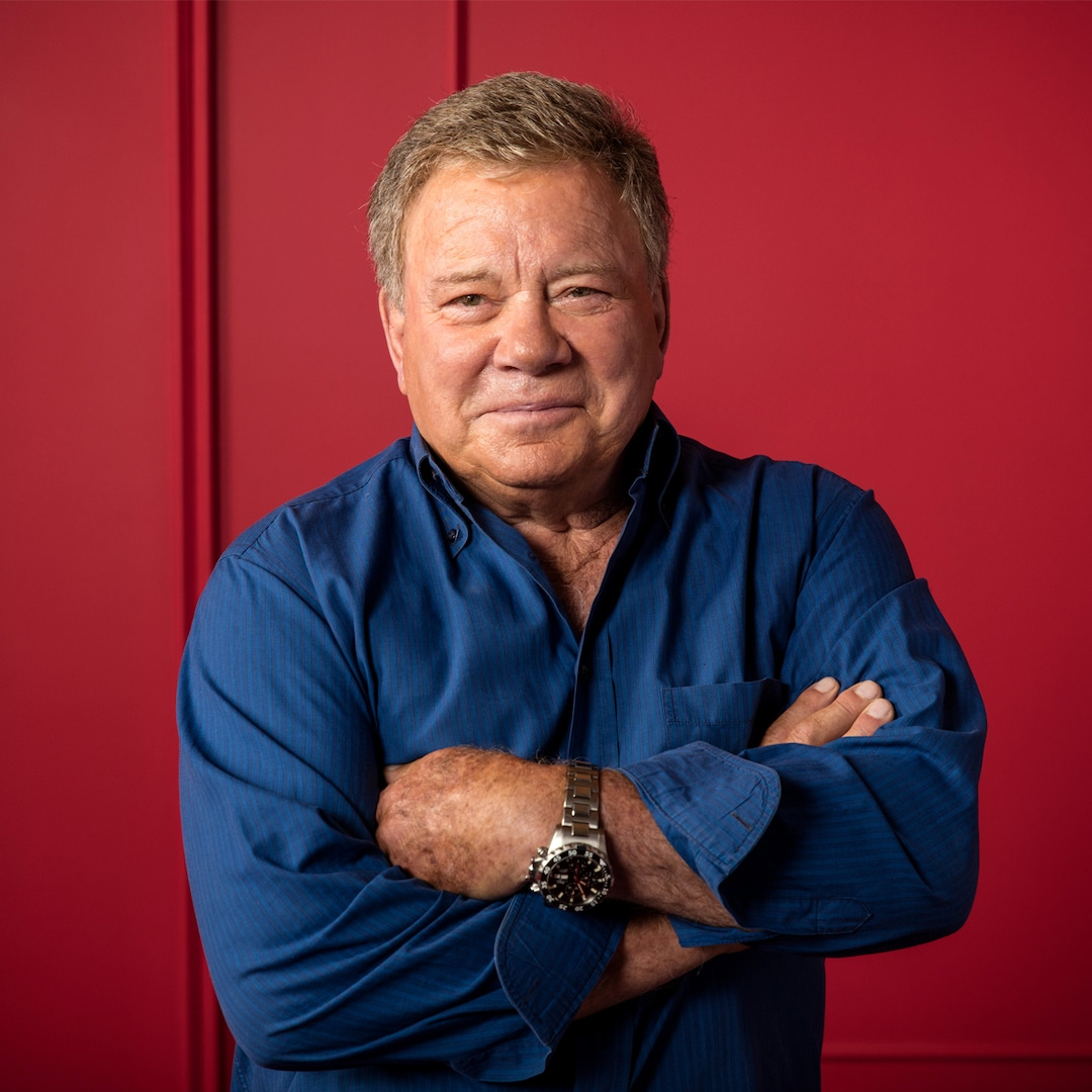 William Shatner Makes History as He Launches Into Space With Jeff Bezos' Blue Origin