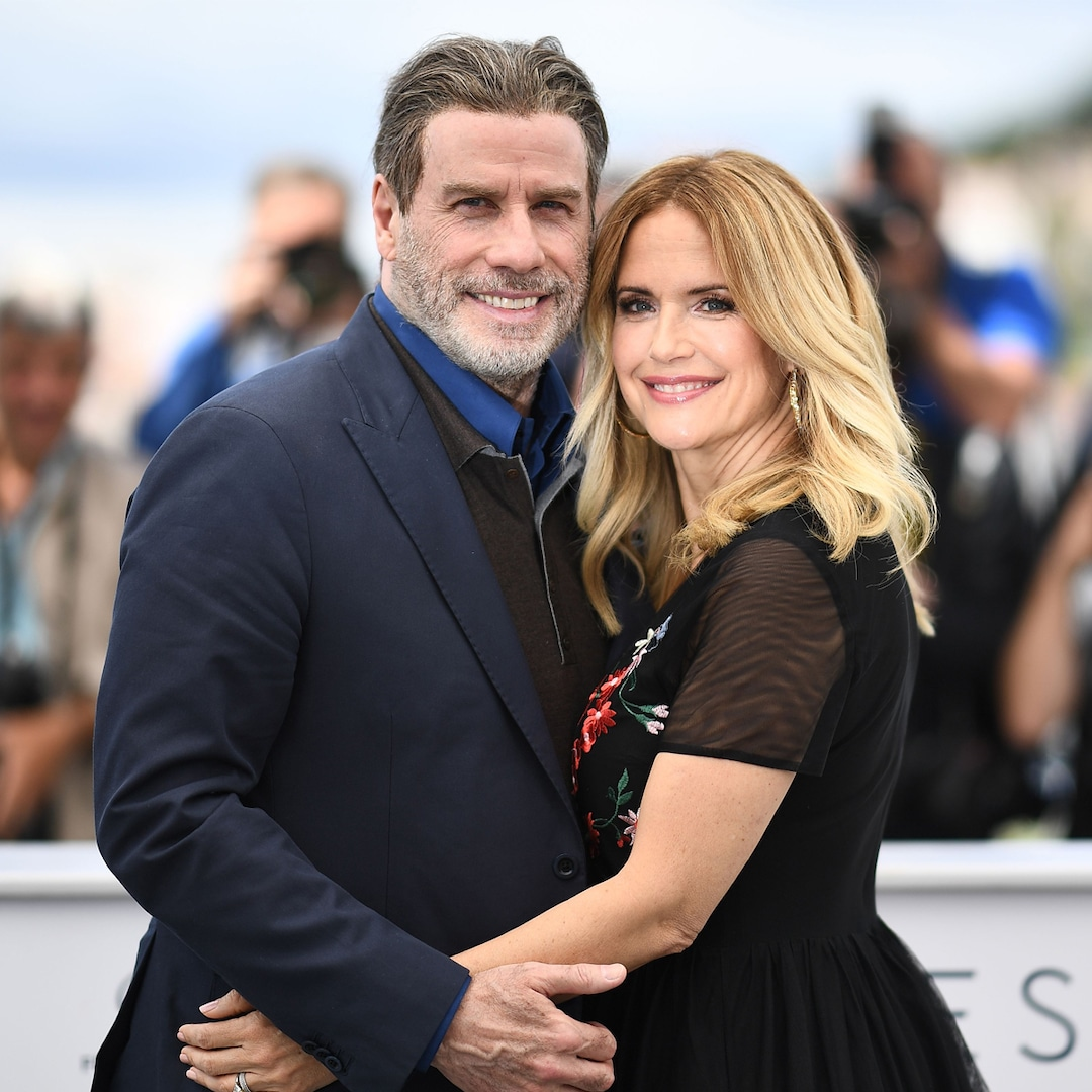 John Travolta Honors Late Wife Kelly Preston on Her Birthday: