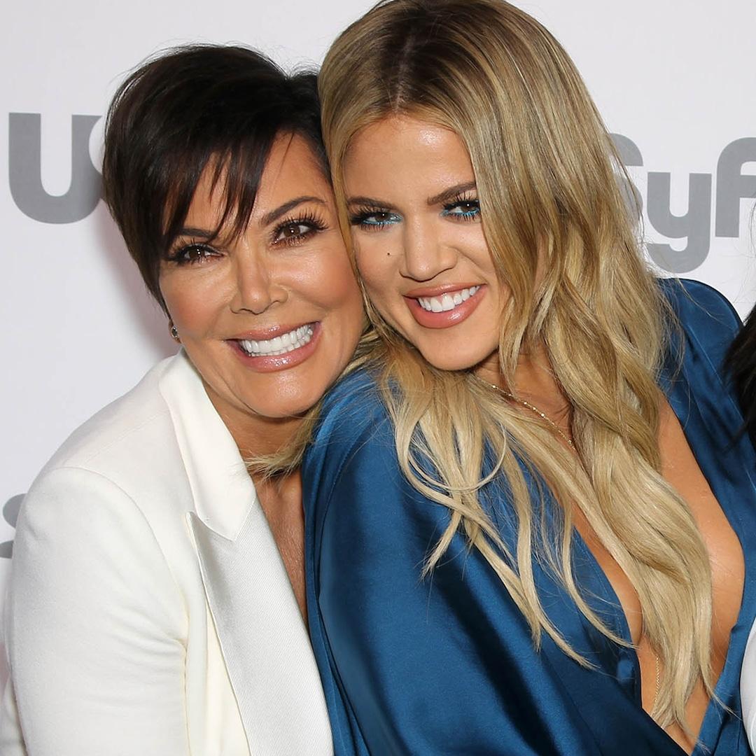 Kris Jenner Praises Khloe Kardashian for Being