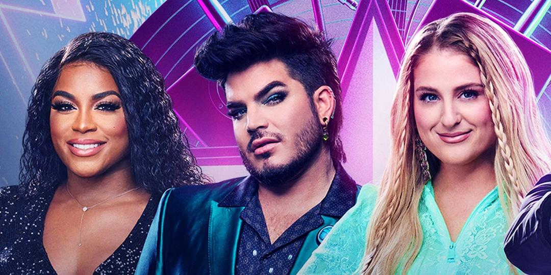 Adam Lambert, Meghan Trainor & Ester Dean Reveal Their Go-To Karaoke Songs - E! Online.jpg