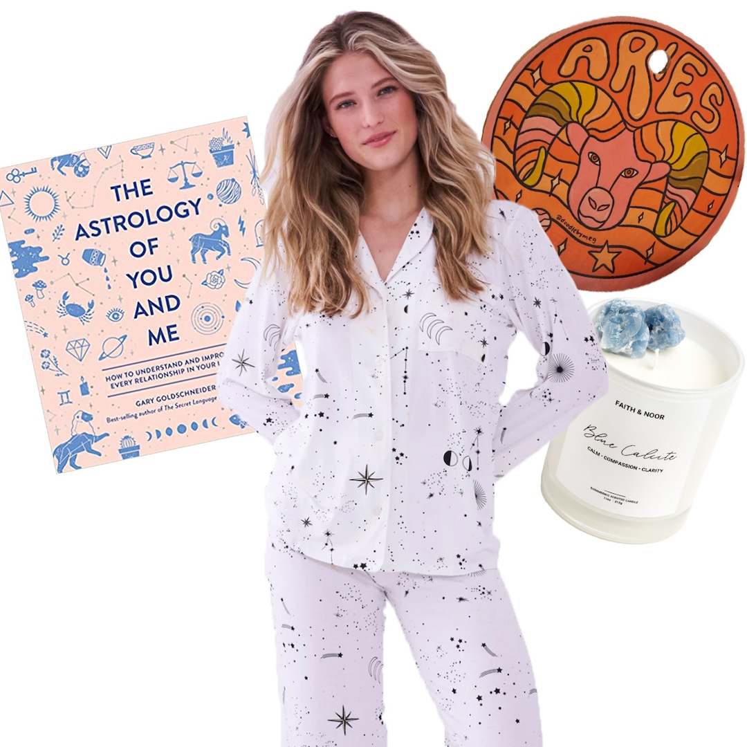 Gifts for Your Crystal-Lovin', Tarot Card-Readin' Friends – E! Online