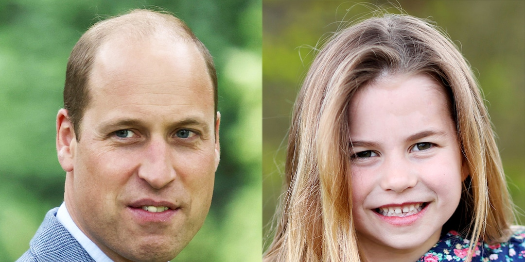 Prince William Gives Sweet Shout-Out to Princess Charlotte in First-Ever Instagram Q&A - E! Online.jpg