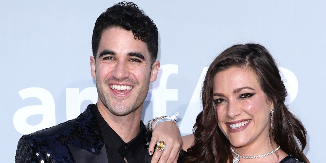Glee's Darren Criss and Wife Mia Expecting First Baby - E! Online.jpg