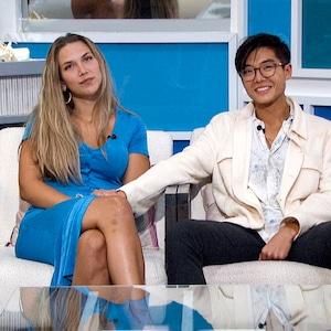Big Brother, Claire Rehfuss, Derek Xiao