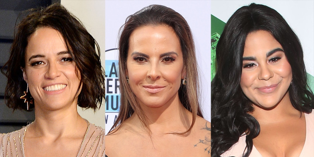 """Why Michelle Rodriguez, Kate Del Castillo and More Want Latin Film Community To Break Free of """"Labels"""" - E! Online.jpg"""