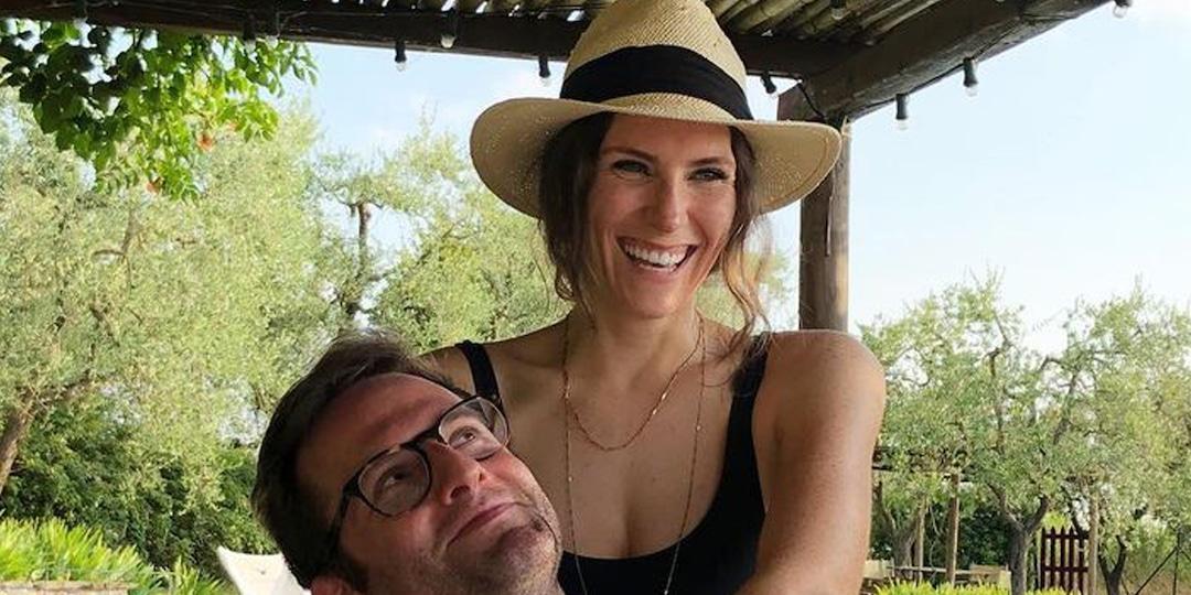 Schitt's Creek Star Sarah Levy Marries Actor Graham Outerbridge - E! Online.jpg