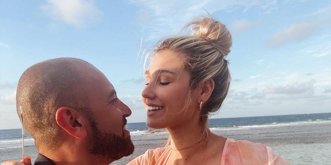 Siesta Key's Madisson Hausburg and Ish Soto Are Married - E! Online.jpg