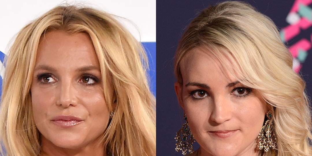 What's Really Going on Between Britney and Jamie Lynn Spears Behind the Scenes - E! Online.jpg