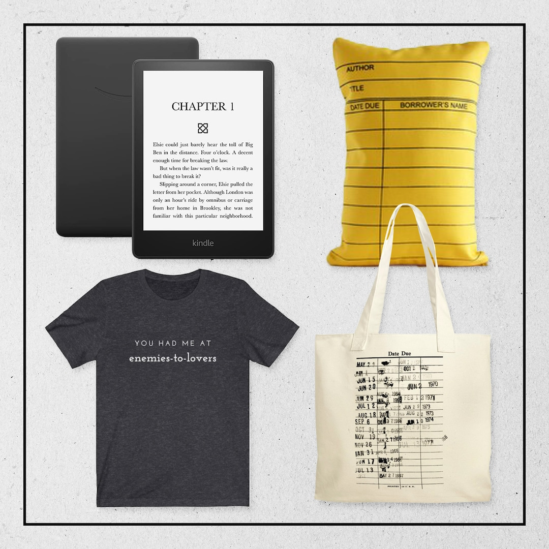 20 Holiday Gifts for the Book Lovers on Your List