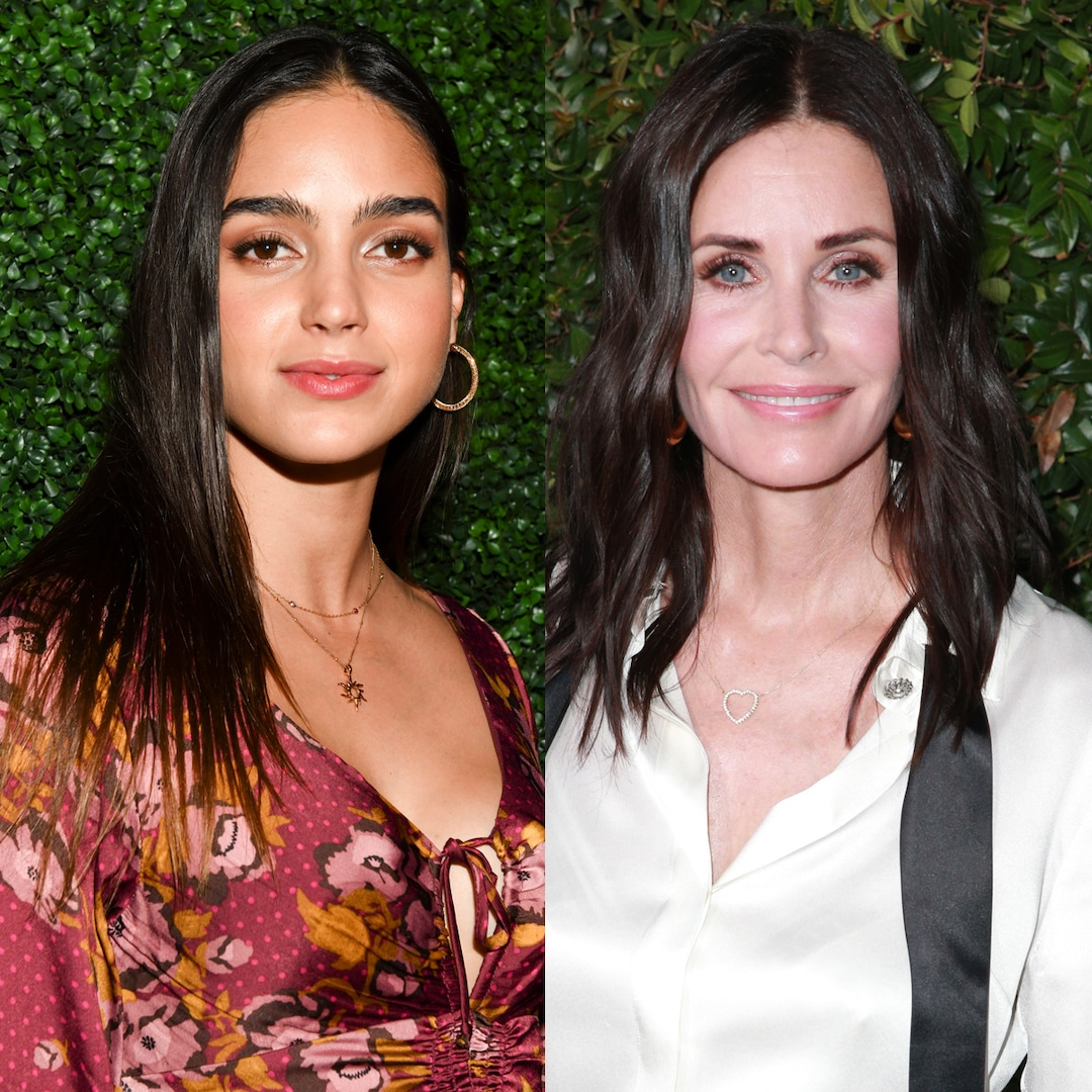 """Courteney Cox Teases Her """"Pathetic"""" Scream Co-Star for """"Off Limits"""" Friends Obsession"""