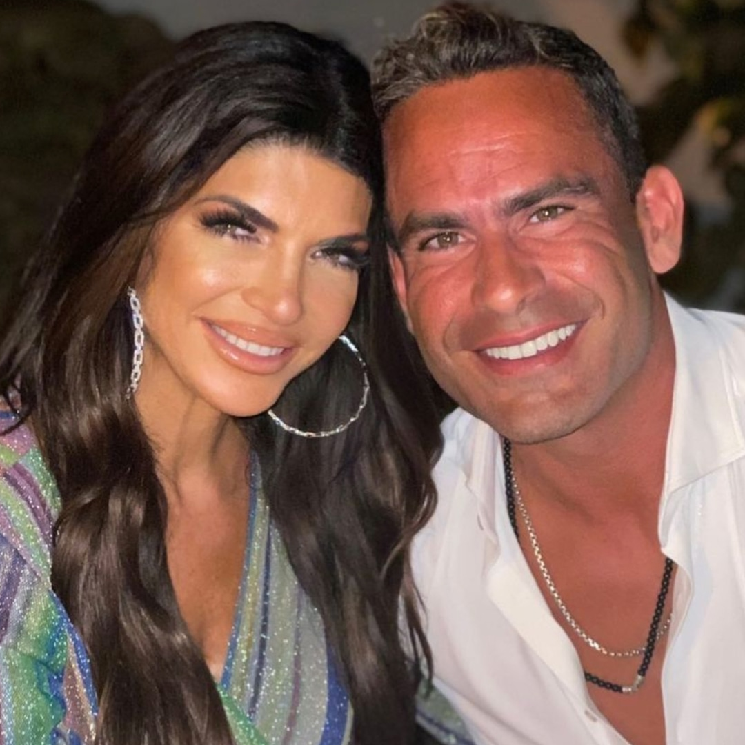 Relive Teresa Giudice and Luis Ruelas' Sizzling Romance in Honor of Their Engagement