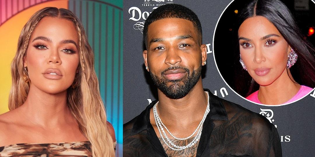 "Khloe Kardashian Praises Tristan Thompson's Tribute to Sister Kim: ""Beautifully Said"" - E! Online.jpg"