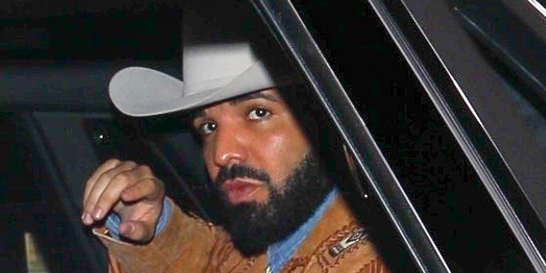 See Drake Dressed as a Cowboy for His Star-Studded Birthday Costume Party - E! Online.jpg