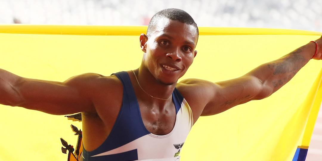 Olympic Sprinter Alex Quiñónez Dead at 32 After Fatal Shooting in Ecuador - E! Online.jpg