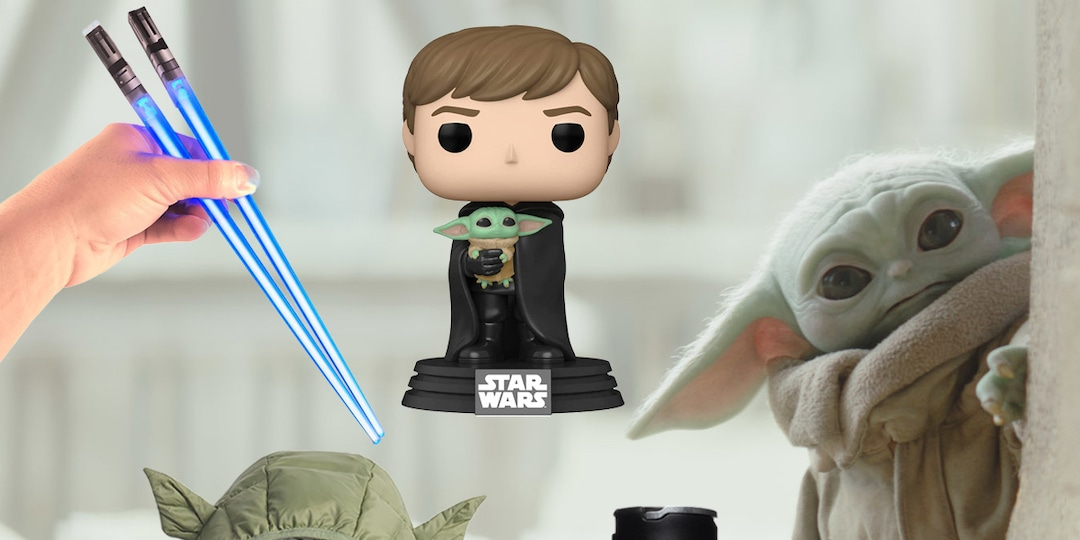 30 Star Wars Gifts Fans of Every Age Want in 2021 - E! Online.jpg