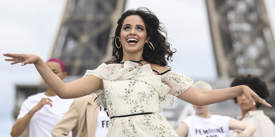 Camila Cabello, Helen Mirren and More Stars Walk the Runway During Paris Fashion Week - E! Online.jpg
