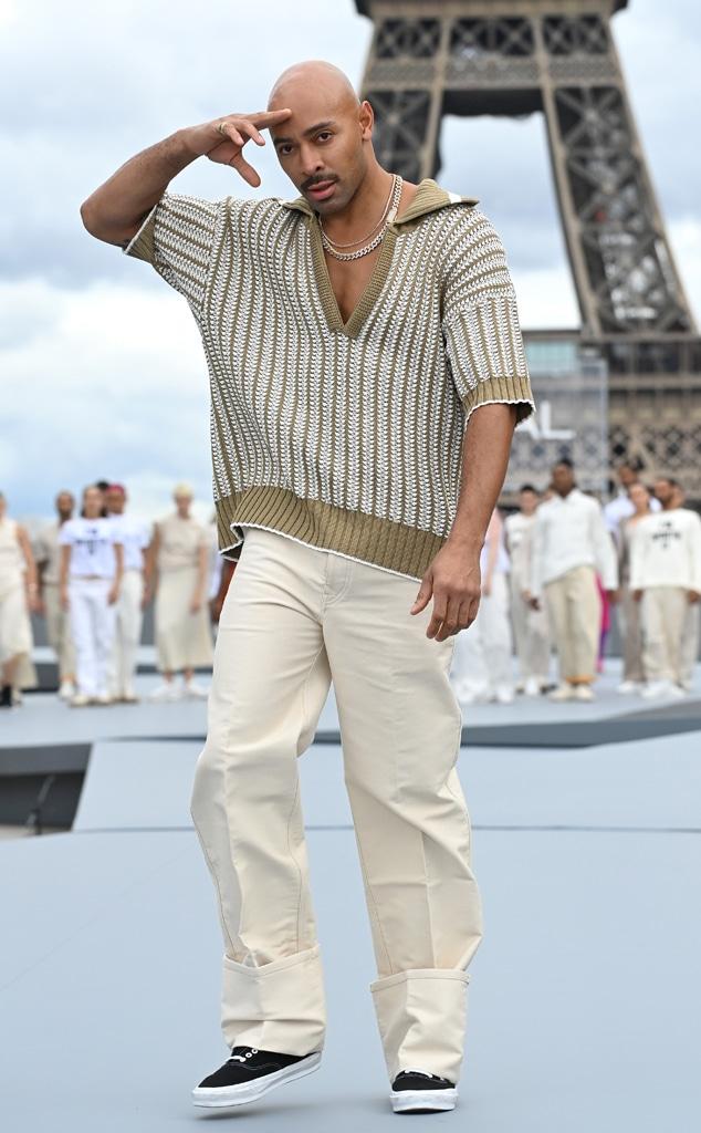 Sir John, Le Defile L'Oreal Paris 2021