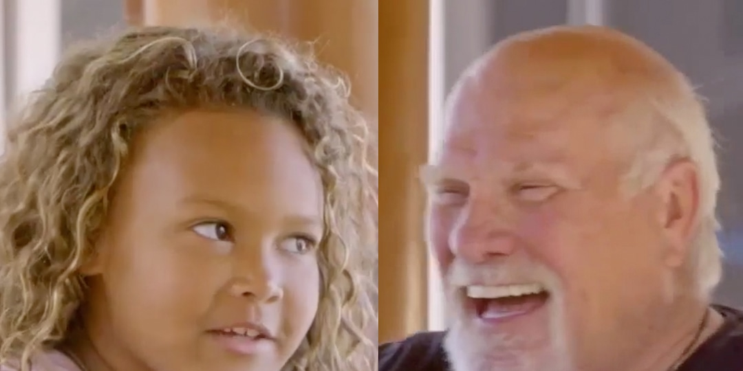 Terry Bradshaw Has the Best Response to Granddaughter Zurie's New BF on The Bradshaw Bunch - E! Online.jpg