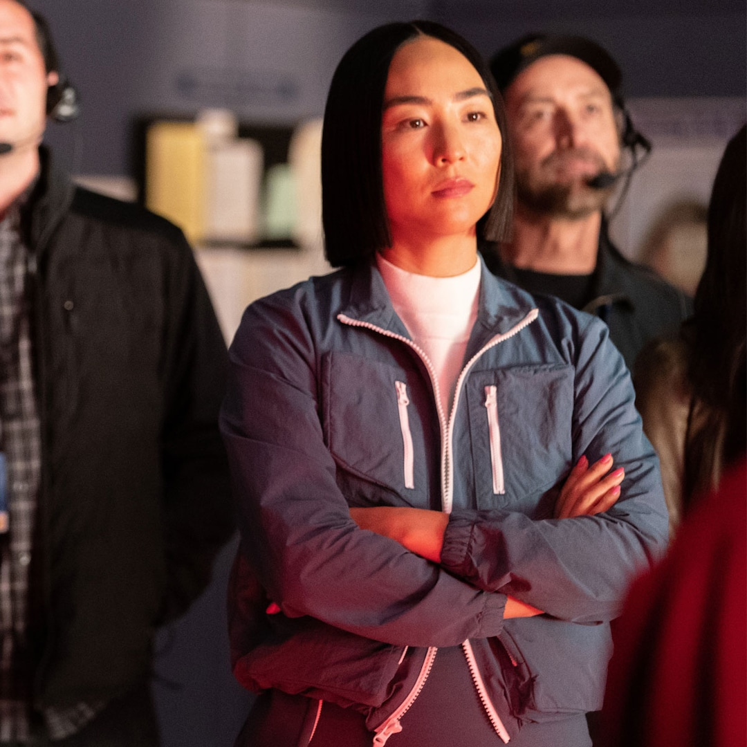 Yes, The Morning Show's Greta Lee Gets Starstruck by Her A-List Co-Stars
