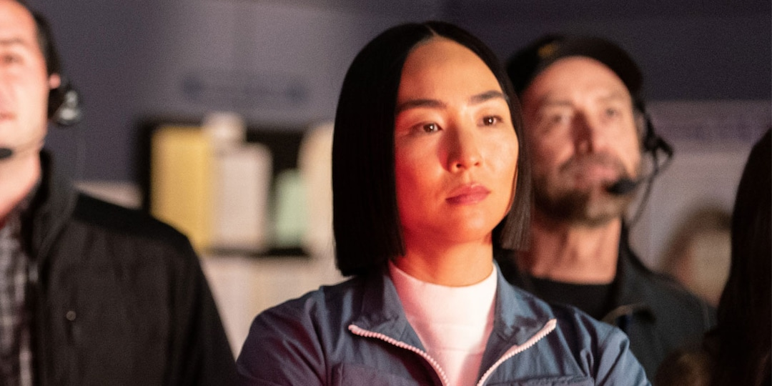 Yes, The Morning Show's Greta Lee Gets Starstruck by Her A-List Co-Stars - E! Online.jpg