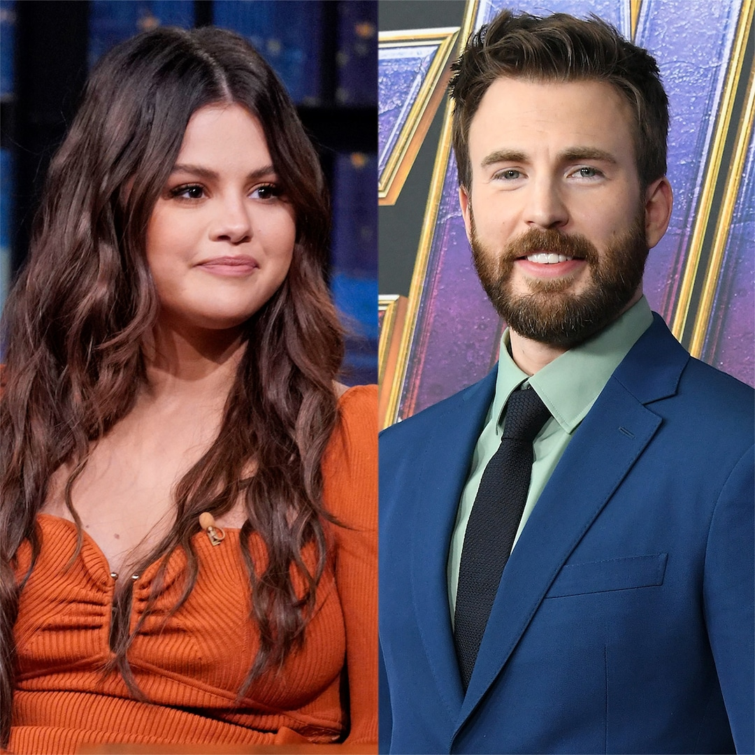 Breaking Down the Romance Rumors About Selena Gomez and Chris Evans