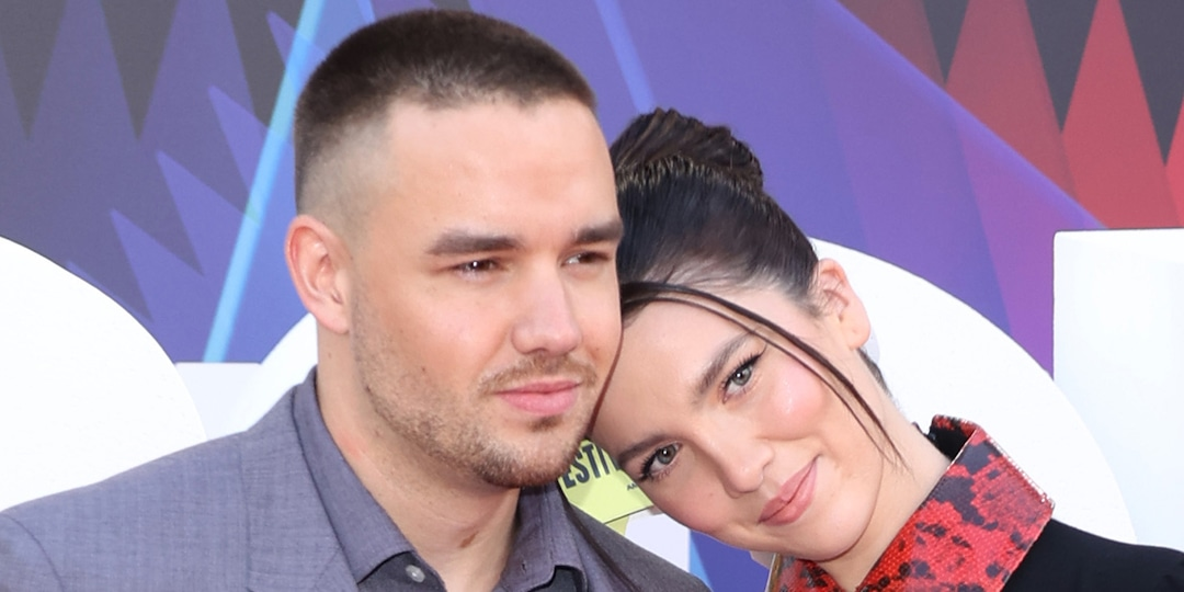 Liam Payne and Maya Henry Pack on the PDA During Red Carpet Return as a Couple - E! Online.jpg