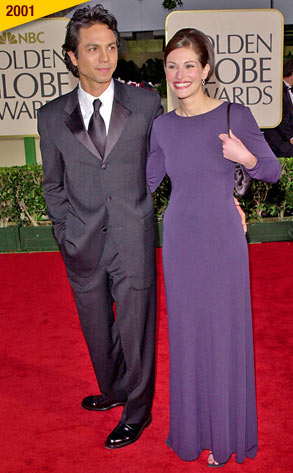 Julia Roberts And Benjamin Bratt Poll Results Now Share Your Vote 65th Golden Globes