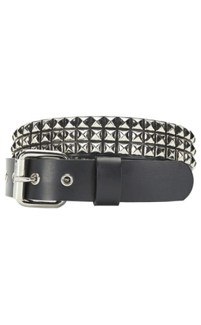 Tilly's Small Triple Pyramid Belt