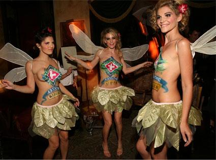 Absinthe Fairies