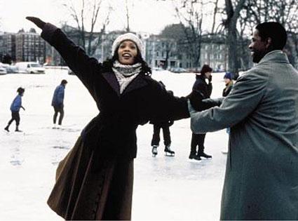 The Preacher's Wife, Whitney Houston, Denzel Washington