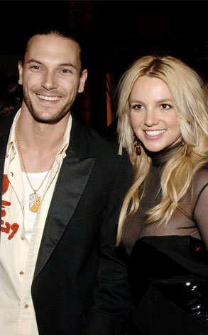 Kevin Federline, Britney Spears